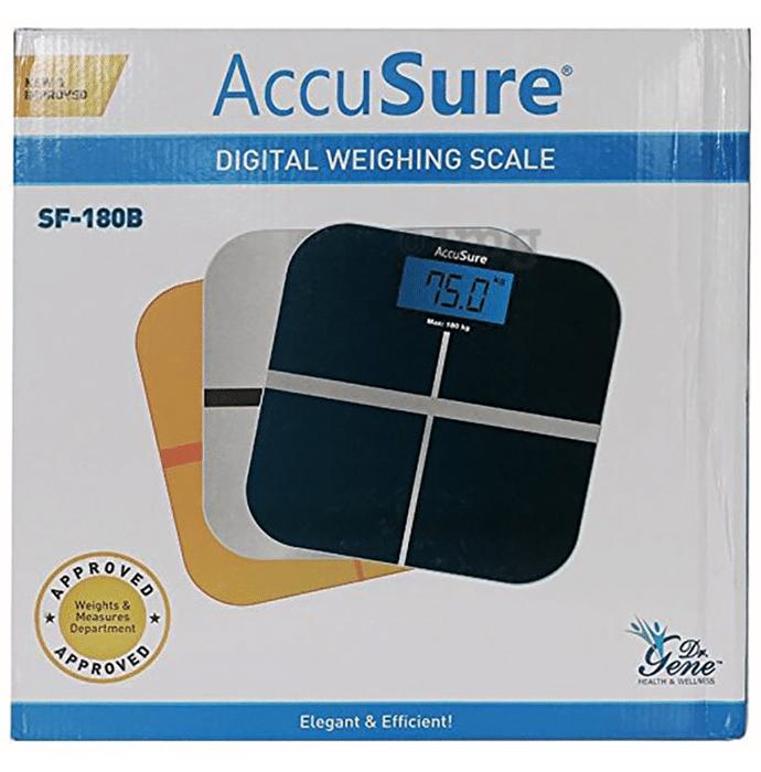 AccuSure SF-180B Digital Weighing Scale