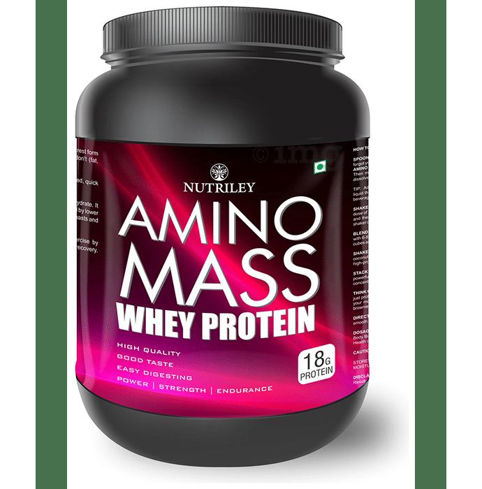 Nutriley Amino Mass Whey Protein Banana