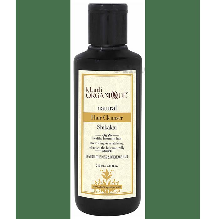 Khadi Organique Natural Hair Cleanser Shikakai