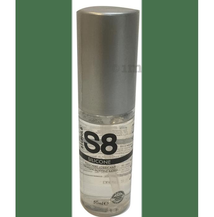Stimul 8 S8 Premium Silicone Based Lubricant