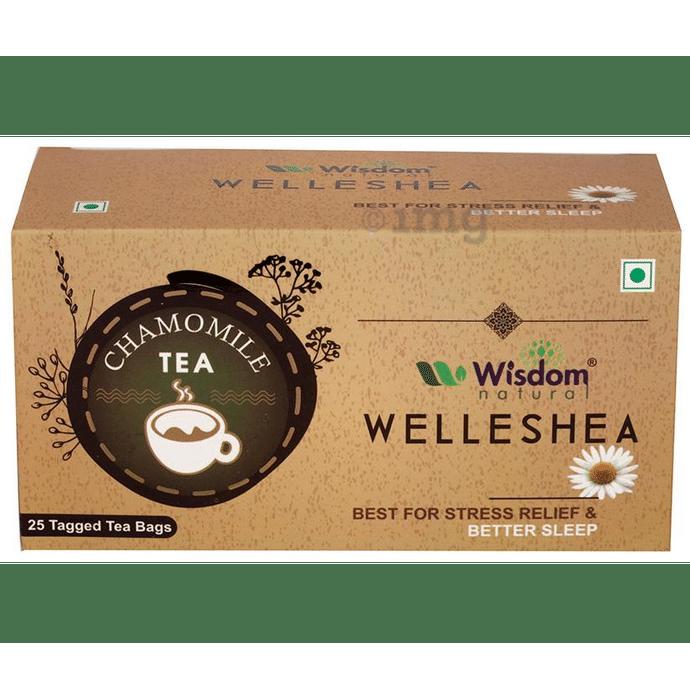 Wisdom Natural Welleshea Tea Chamomile
