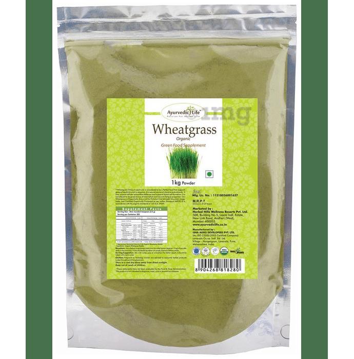 Ayurvedic Life Wheatgrass Powder