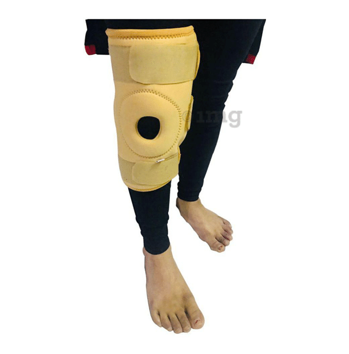 Witzion Functional Knee Support Large Beige