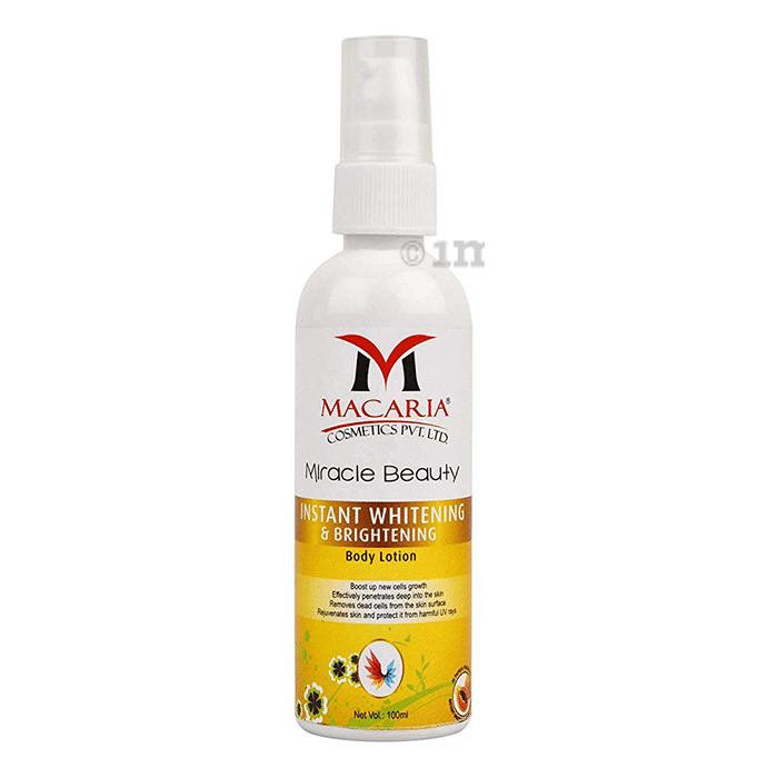 Macaria Miracle Beauty Body Lotion