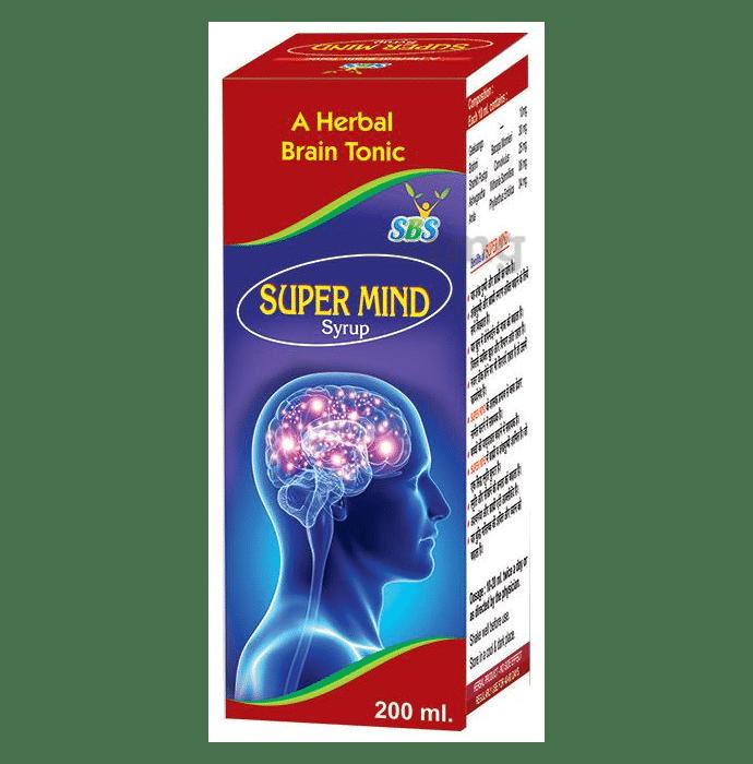 SBS Super Mind Syrup