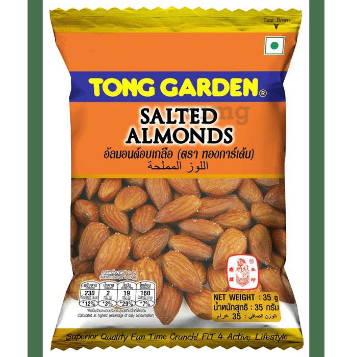 Tong Garden Almonds Salted
