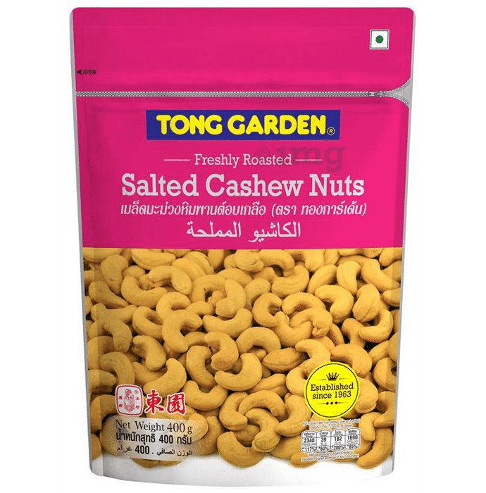 Tong Garden Freshly Roasted Salted Cashew Nuts