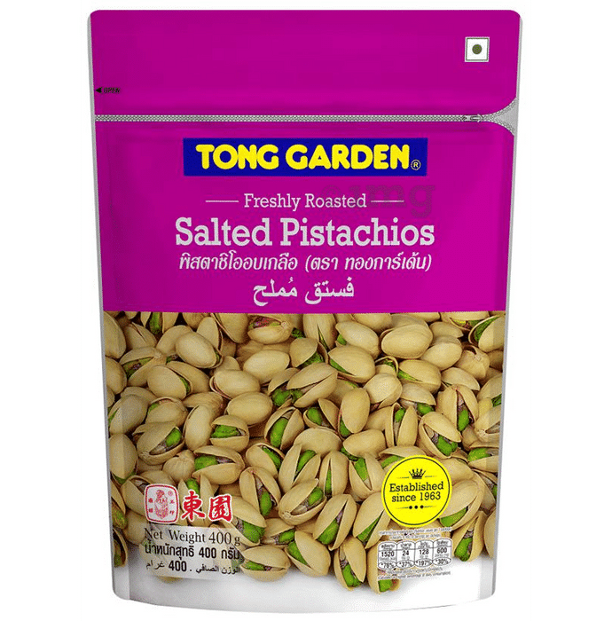 Tong Garden Freshly Roasted Salted Pistachios