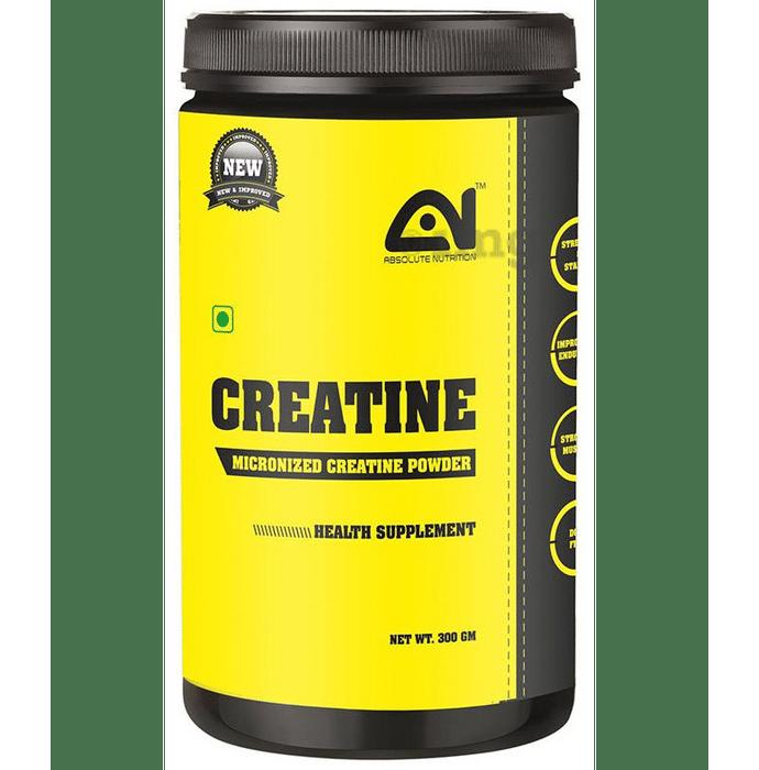 Absolute Nutrition Creatine Powder