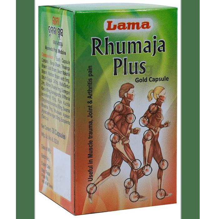 Lama Rhumaja Plus Gold Capsule