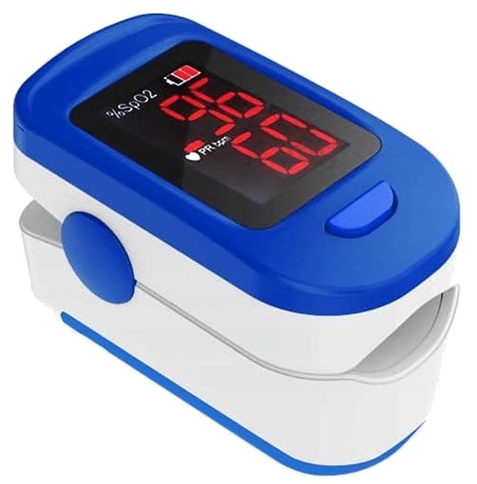 Dr. Gene FS10C AccuSure Finger Pulse Oximeter