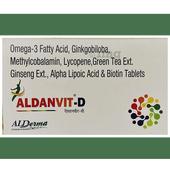 Aldanvit-D Tablet
