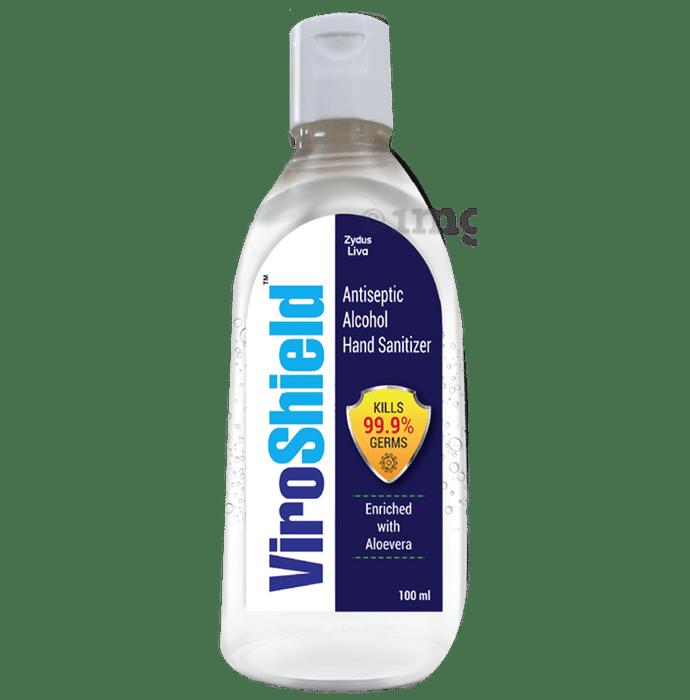 ViroShield Antiseptic Alcohol Hand Sanitizer
