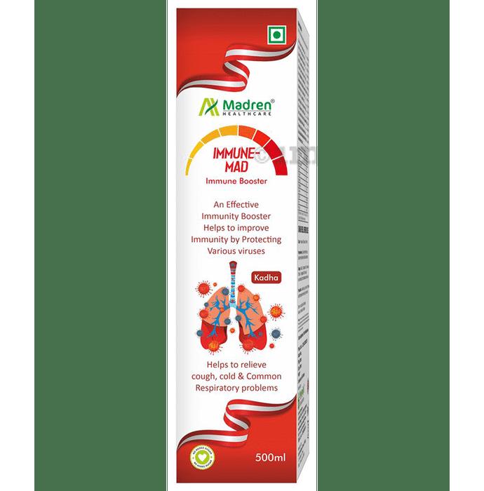 Madren Healthcare Immune-Mad Kadha (500ml Each)