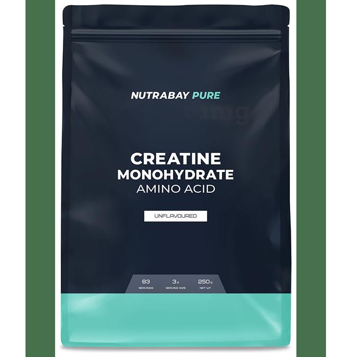 Nutrabay Creatine Monohydrate Unflavoured