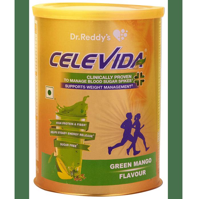 Celevida Green Mango Nutrition Health Drink