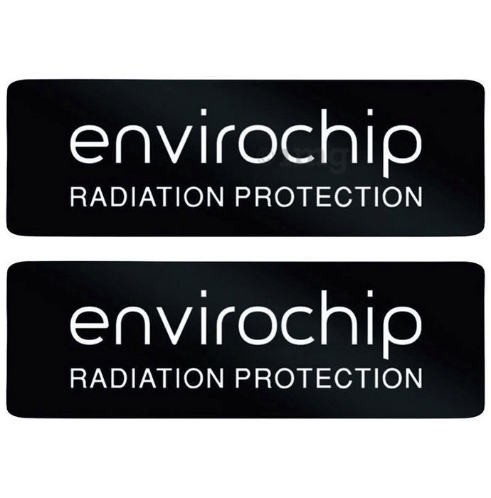 Envirochip Black Clinically Tested Radiation Protection Chip for Smart T.V