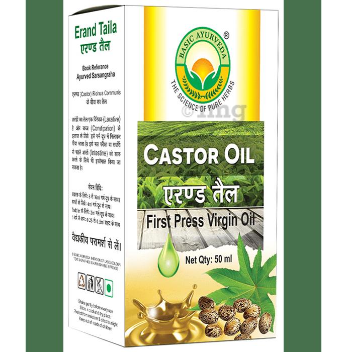 Basic Ayurveda Castor Oil