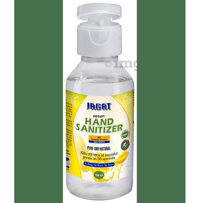 Jagat Instant Hand Sanitizer (100ml Each)