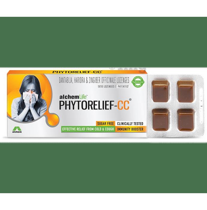 Phytorelief-CC Lozenges Sugar Free