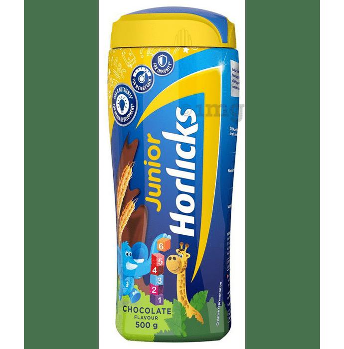 Horlicks Junior Horlicks Health and Nutrition Drink Chocolate