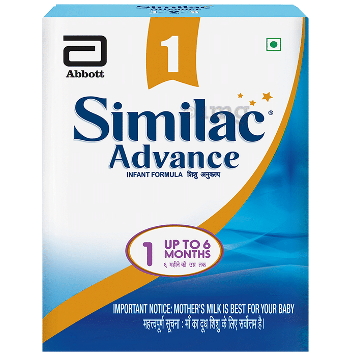 Similac Advance Infant Formula Stage 1