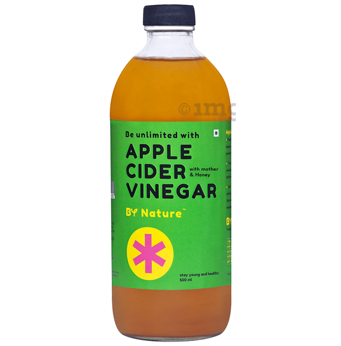 By Nature Apple Cider Vinegar with Mother & Honey