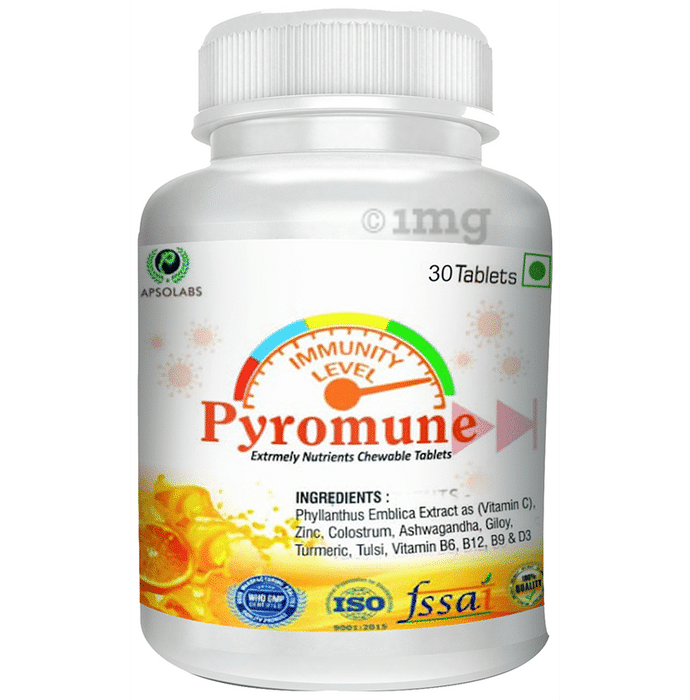 Pyromune Extrmely Nutrients Chewable Tablet (30 Each)