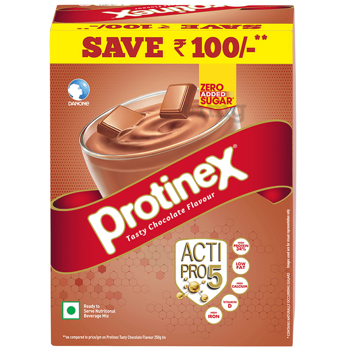 Protinex Health and Nutritional Drink Refill Pack Tasty Chocolate