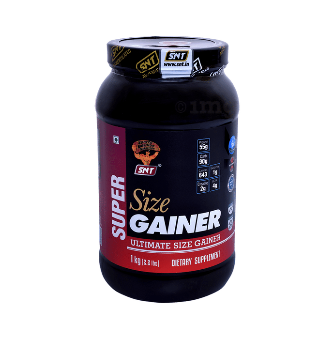 SNT Super Size Gainer Chocolate