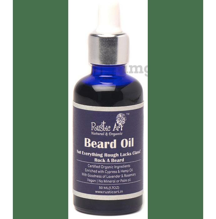 Rustic Art Beard Oil