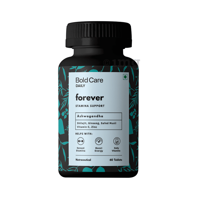 Bold Care Daily Forever Stamina Support Tablet