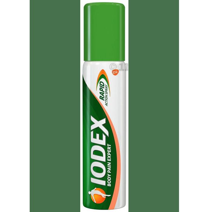 Iodex Rapid Action Spray