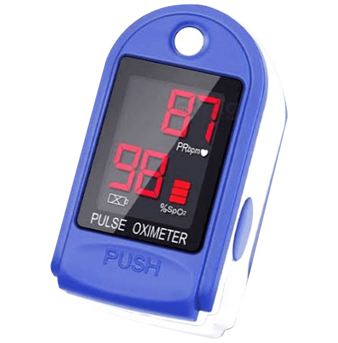 Healplex Finger Pulse Oximeter