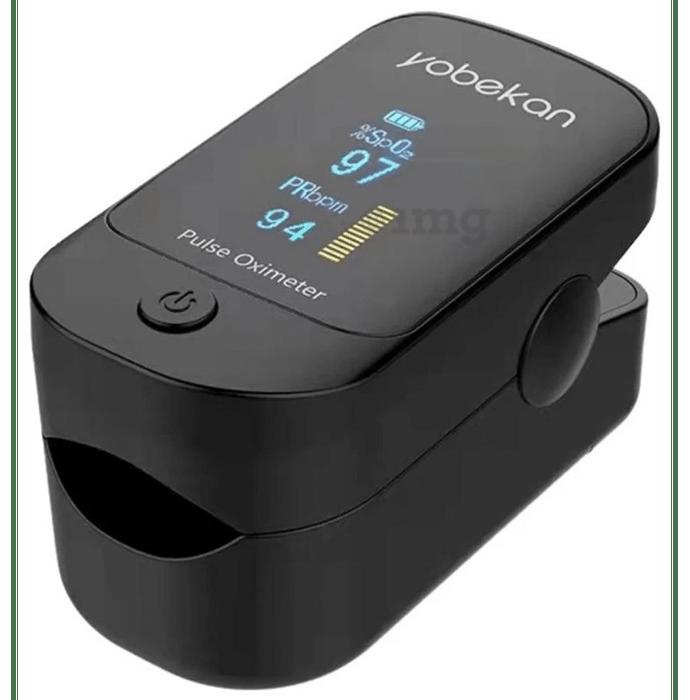 Neonate Care Pulse Oximeter Black