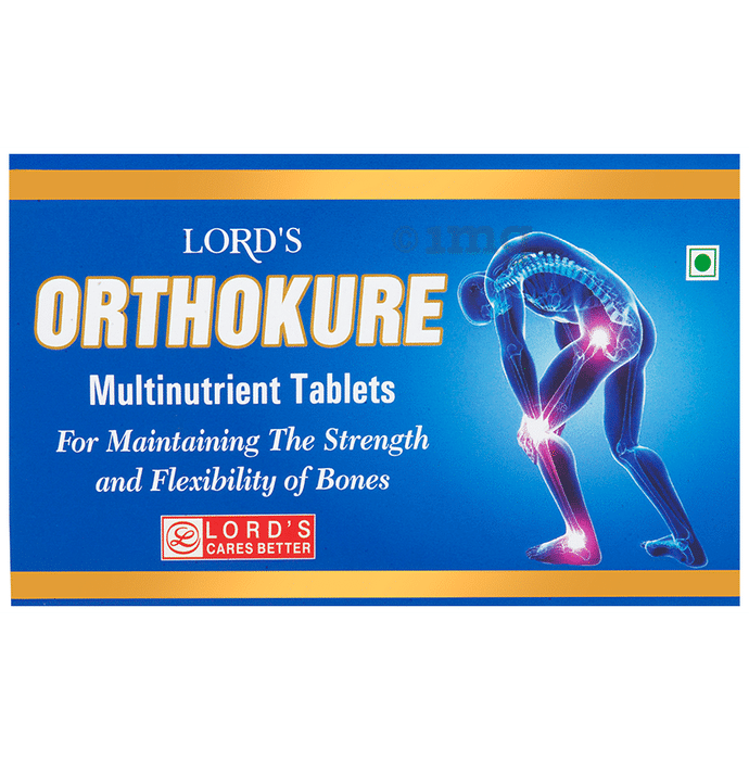 Lord's Orthokure Tablet