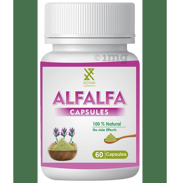 Xovak Pharma Alfalfa Capsule
