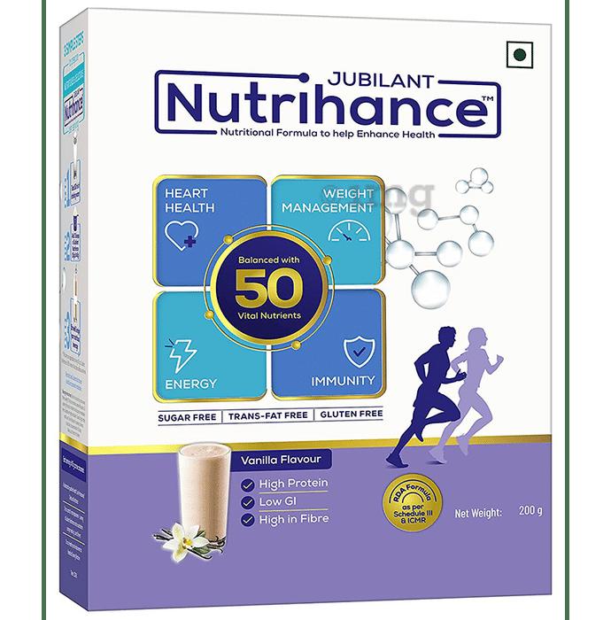 Jubilant Nutrihance Vanilla