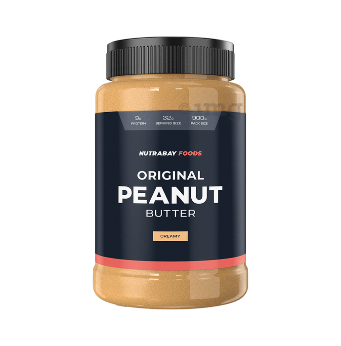 Nutrabay Foods Original Peanut Butter Creamy