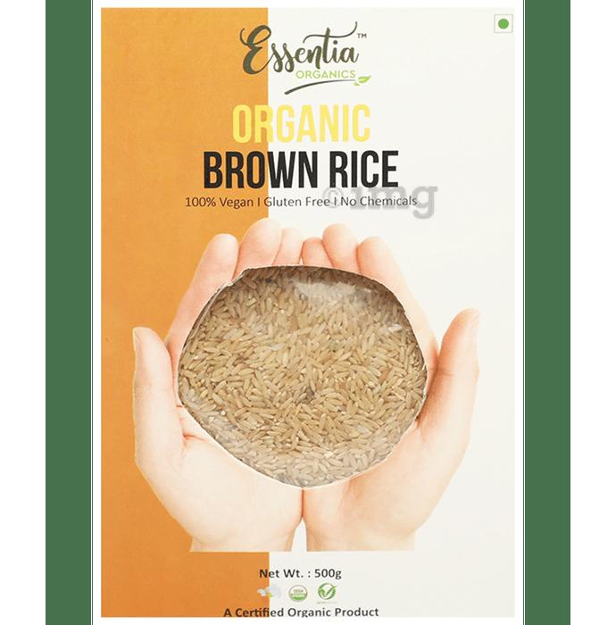 Essentia Organics Organic Brown Rice