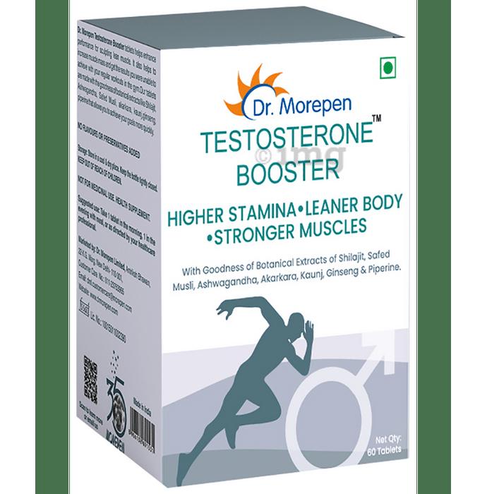 Dr. Morepen Testosterone Booster Tablet