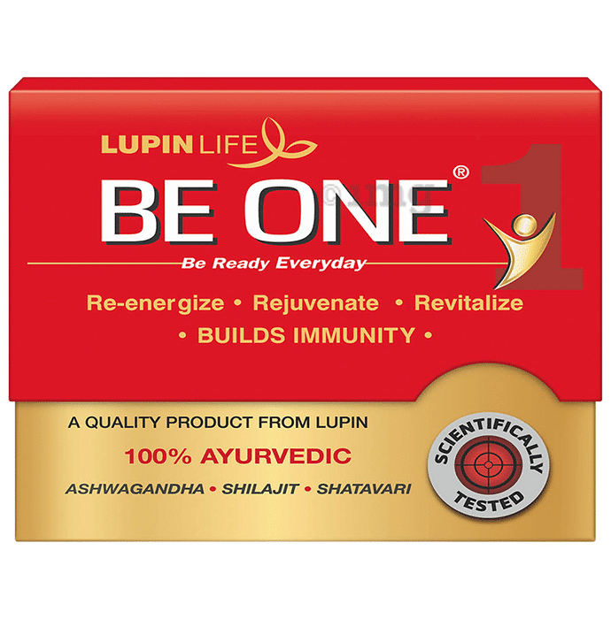 Lupin Life Be One Capsule