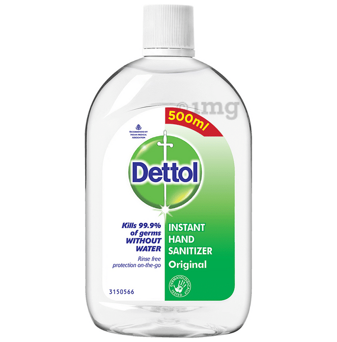 Dettol Original Instant Hand Sanitizer