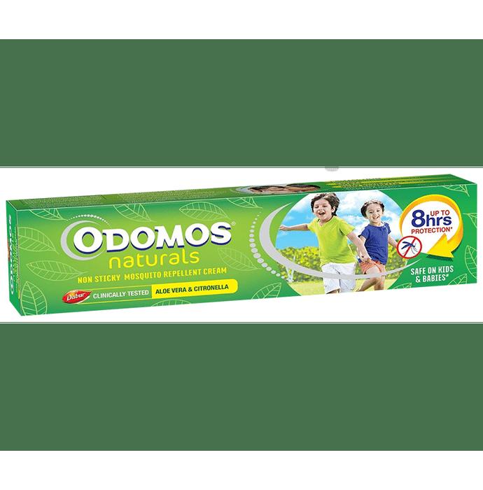 Odomos Naturals Non-Sticky Mosquito Repellent Cream