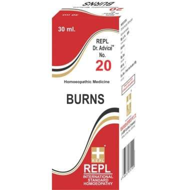 REPL Dr. Advice No.20 Burns Drop