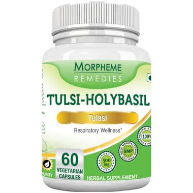 Morpheme Tulsi-Holybasil Capsule
