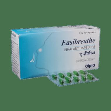 Easi Breathe Inhalant Capsule