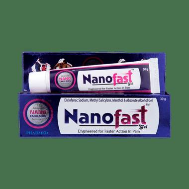 Nanofast 1% Gel