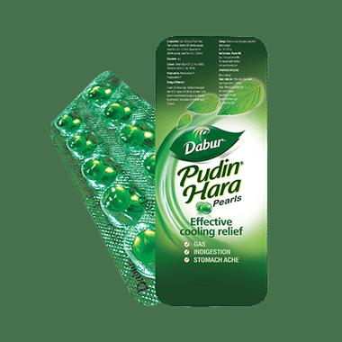 डाबर पुदीन हरा पर्ल्स