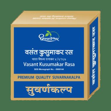 Dhootapapeshwar Vasant Kusumakar Ras